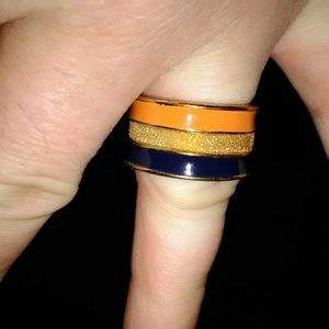 Wide band ring size 8
